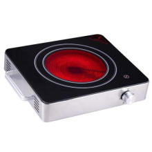 Kitchen Appliance CB Approval Single Burner Infrared Ceramic Stove